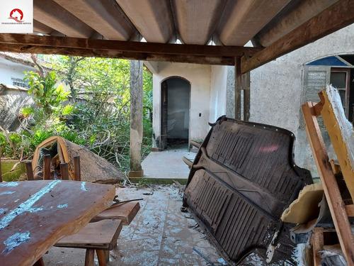 Imagem 1 de 7 de Terreno Com Documentação Regularizada À Venda - Em Ótima Localidade No Bairro Santa Rosa - Te00019 - 69839962