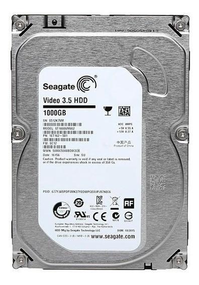 Disco Rigido 1tb Seagate 5900rpm Cache 64mb Sata 3.5 - Pull