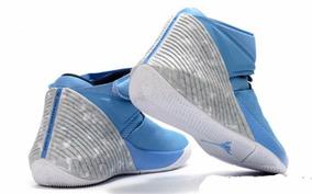 Tenis Nike Jordan Why Not Zero Blue Casual 100%original