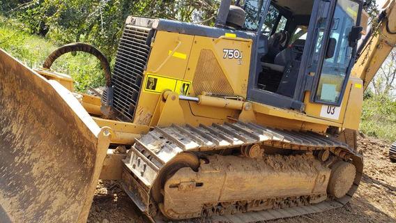 Bulldozer Jhon Deere 750 J