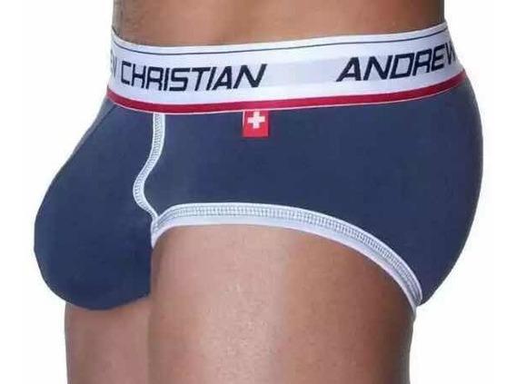 Cueca Andrew Christian Com Saqueira