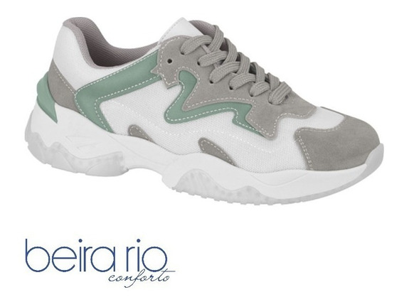 Tênis Feminino Beira Rio Chunky Sneaker