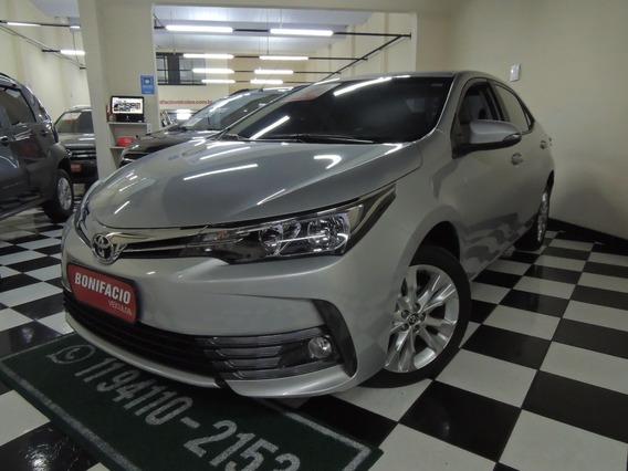 Corolla Xei 2.0- Automático + Couro - Só 23mil Km - 2018