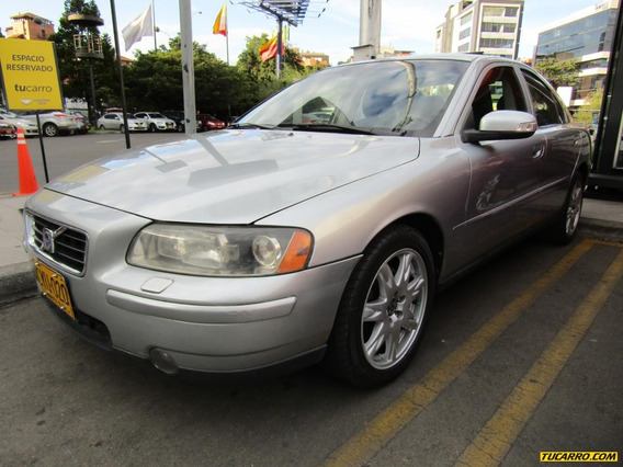 Volvo S60 2.5t At 2500cc T