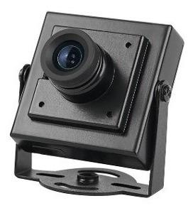 Imagem 1 de 2 de Mini Camera Analogica Color Ccd  600l 8 Peças