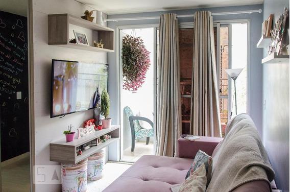 Apartamento Para Aluguel - Estância Velha, 2 Quartos, 55 - 893012760