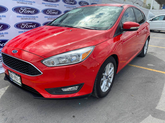 Ford Focus 2.0 Se Hchback At 2016