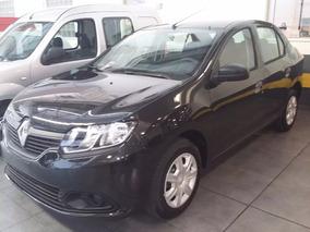 Renault Logan Authentique Plus Para Taxi Negro Jose