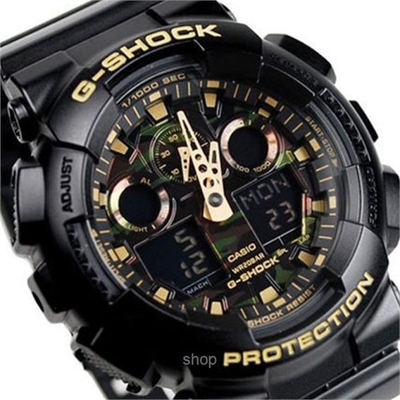G-shock Ga100cf-1a9