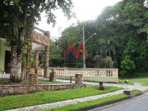 Ref 4036 -lindissima Casa Em Cond. Fechado Alto Padrão Fechado Park Imperial . Estuda Propostas E Permutas! - 4036