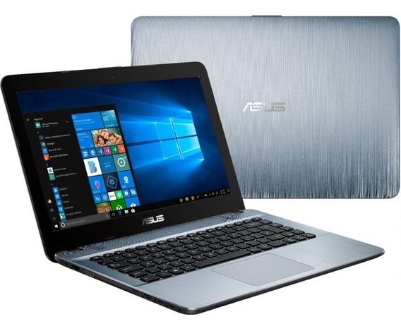 Laptop Asus 14 Amd A6 4gb Ram 500gb Hdd (tienda Física)