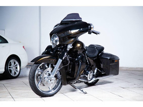 Harley Davidson Cvo Street Glide Flhxse