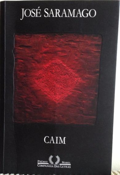 Livro - José Saramago - Caim - Romance.