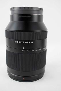 Lente Sony Fe 24-240mm