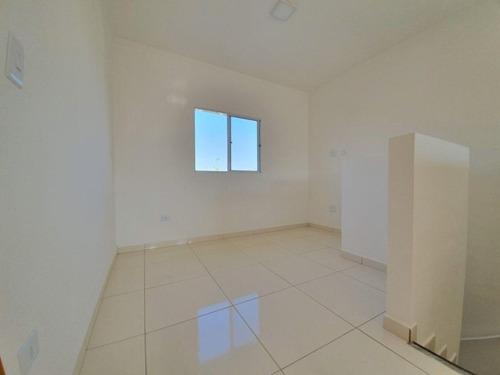 Imagem 1 de 11 de Casa Com 2 Dormitórios À Venda, 46 M² Por R$ 145.000 - Jardim Melvi - Praia Grande/sp - Ca0214 - 34958369