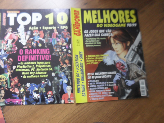 Revista Especial Super Gamepower 2 Unidades
