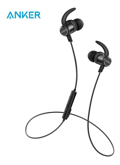 Fone Ouvido Ipx5 Anker Soundbuds Slim+ Bluetooth 4.1 Aptx