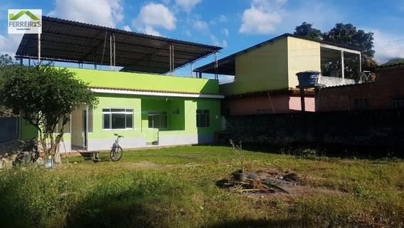 Casa A Venda No Bairro Xerém Em Duque De Caxias - Rj. - 605-1