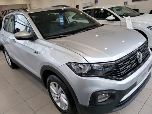 Volkswagen T-cross 1.6 Comfortline At 0 Km 2021