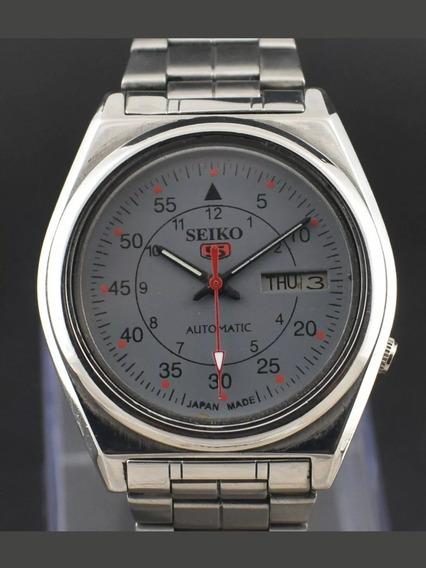 Relógio Pulso Seiko 5 Vintage Automatico Maq. 7009 A