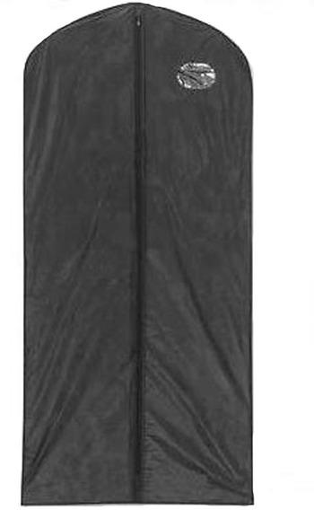 Paquete De 50 Porta Abrigos De Vinil Negro De 60 X 137 Cm