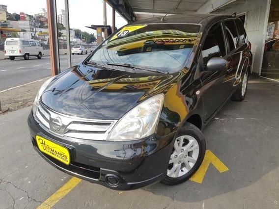 Nissan Livina 2013 S 1.8 16v Flex Automático