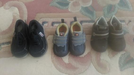 Zapatos Pocholin Merrell Perego N° 19-20-21 Impecables