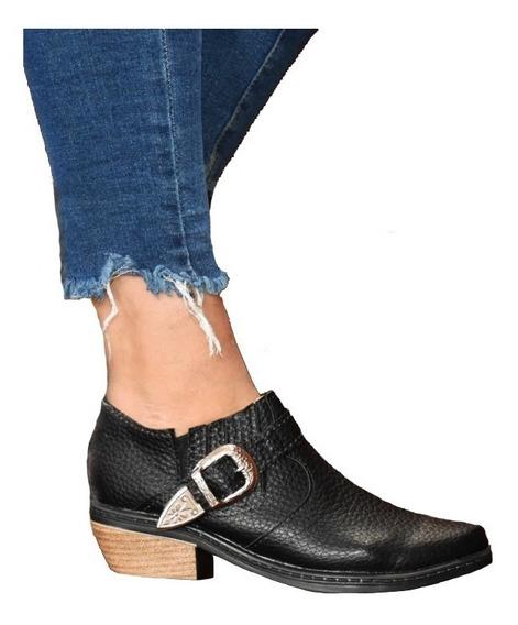 Botineta Charritos Texanas Botas Zapatos 500 Envío Gratis