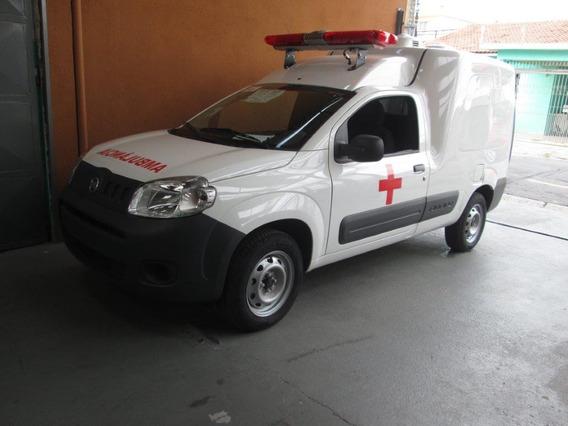 Fiat Fiorino 1.4 Flex Ambulância