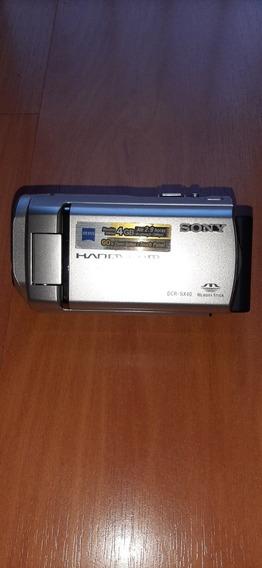 Filmadora Sony Carl Zeissdcr-sx40