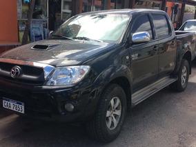 Toyota Hilux 2009 Impecable Estado!! Mejor Precio De Mercado