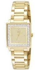 Relógio Dumont Feminino Splendore Du2035lml/4x Dourado