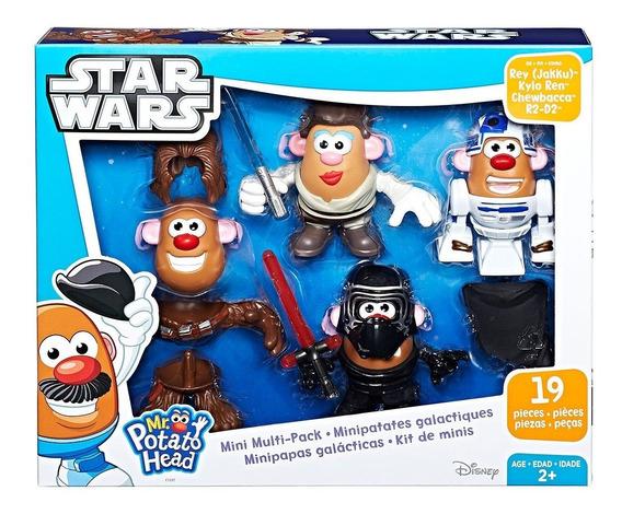 Juego Kit De Minipapas Galácticas Star Wars Niños Hasbro