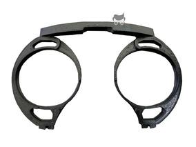 Suporte Lentes De Grau - Adaptador - (oculus Rift Cv1)