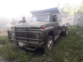 Camion De Volteo 6m3 Ford Motor Perkins Fase 5