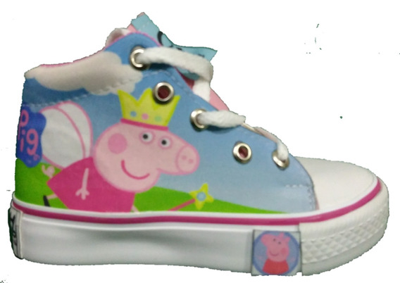 Zapatillas Niñas Nenas Personajes