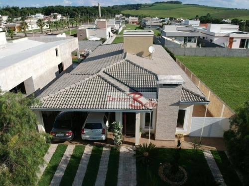 Casa À Venda, 189 M² - Bosque Dos Pires - Itatiba/sp - Ca1396