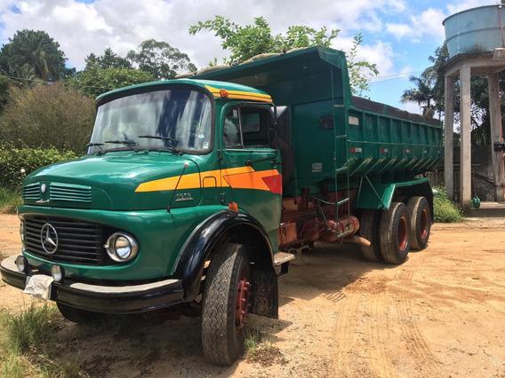 Mb 1513 Truck Basculante Reduzido