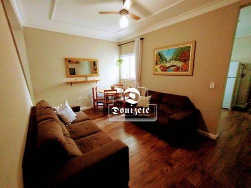 Cobertura Com 2 Dormitórios À Venda, 134 M² Por R$ 435.000,00 - Vila Pires - Santo André/sp - Co11932