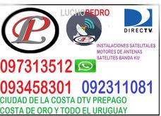 Instalador Antenas Directv Instalaciones Voy A Todo El Pais