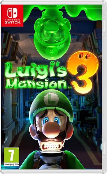 Mídia Física Luigi
