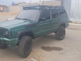 Jeep Cherokee Classic 2001 Motor 4.0
