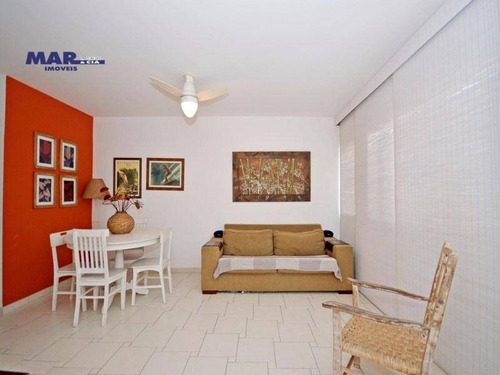 Imagem 1 de 16 de Apartamento Residencial À Venda, Barra Funda, Guarujá - . - Ap9108
