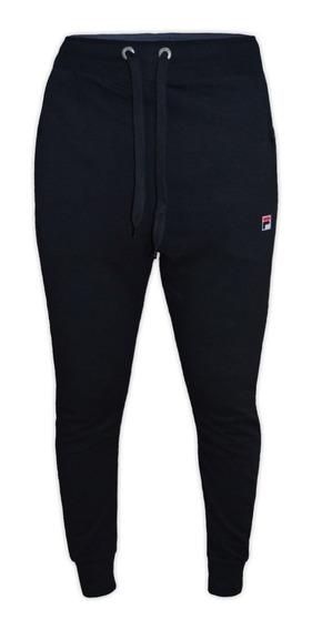 Pantalon Porter F Masc Negro Fila Hombre