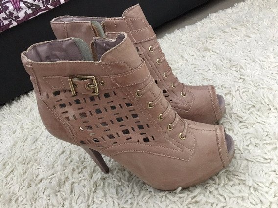 Ankle Boot Dakota Nude - 35