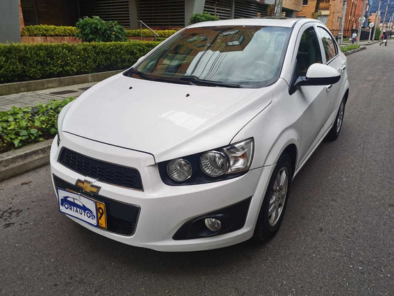 Chevrolet Sonic Lt Fe Mt Sedan
