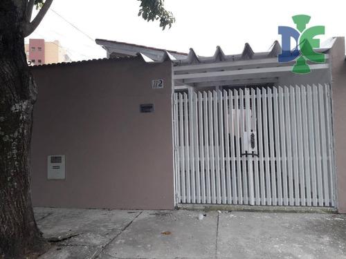Casa Com 2 Dormitórios À Venda, 70 M² Por R$ 297.000,00 - Jardim Califórnia - Jacareí/sp - Ca0638