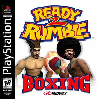 Ready 2 Rumble Psx Psone