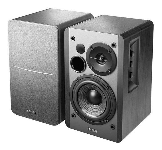 Monitor Áudio Hd Edifier R1280db 42w Bluetooth Bivolt Preto