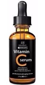 Vitamina C20% + Hialurônico 10% + Vitamina E5% - 30 Ml Radh